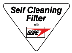 Self-Cleaning with GORE